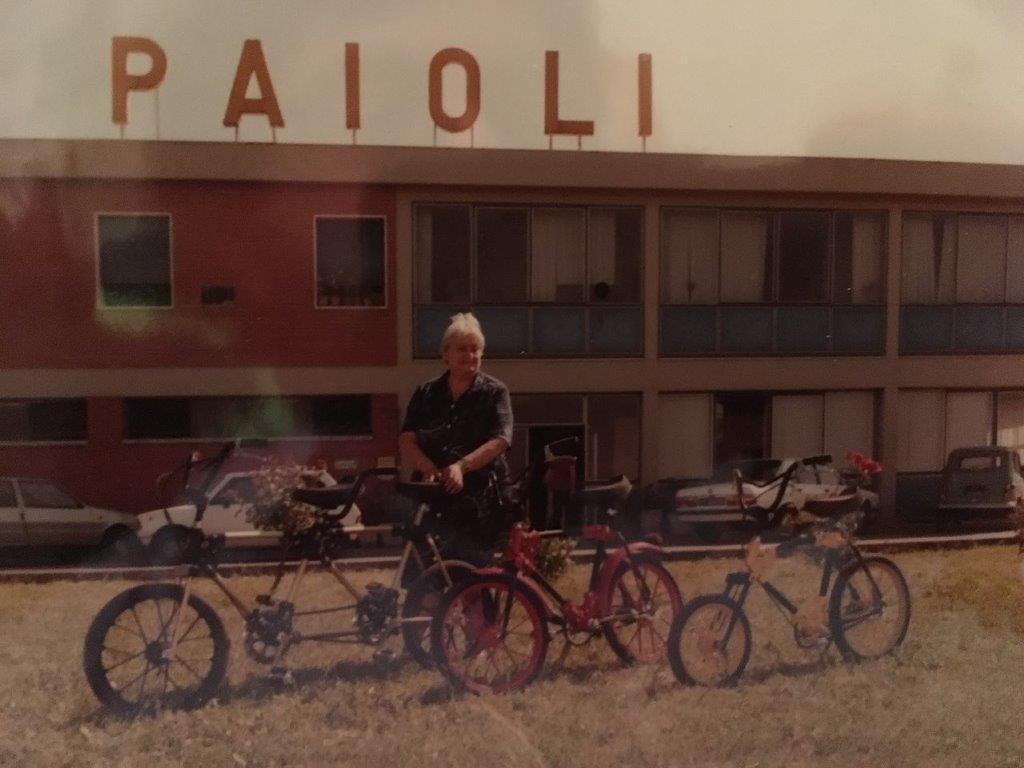 Foto storica Paioli 1972